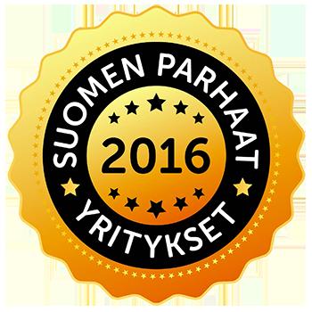 Suomen Parhaat Yritykset Logo