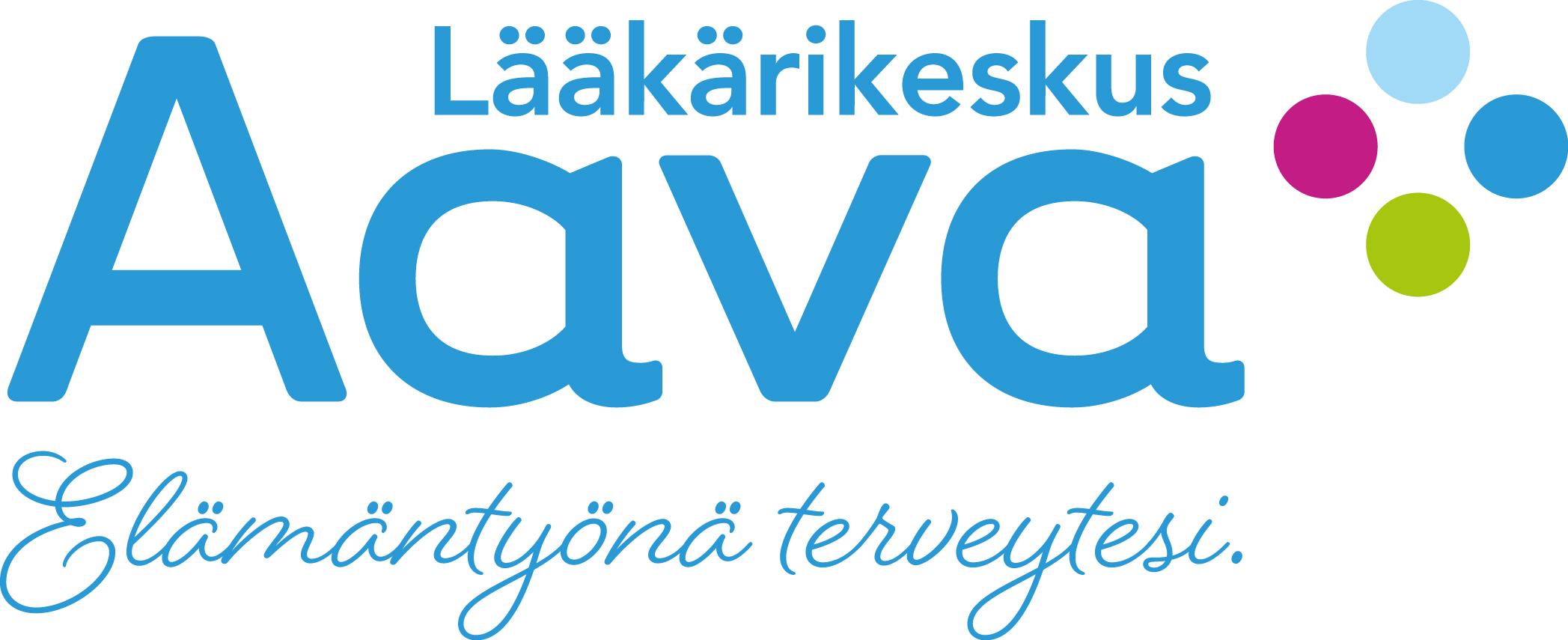 Lääkärikeskus Aava Logo